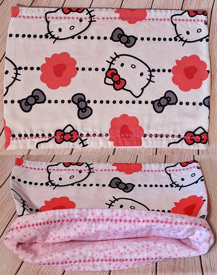 Hello Kitty Adult Neckwarmer