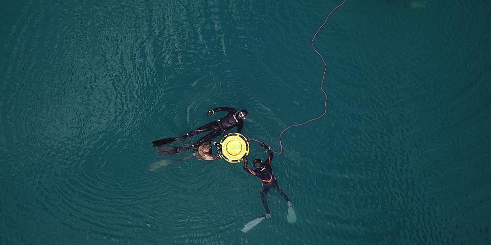 AIDA2 avovesi seikkailu Kotalahden kaivoksella (Leppävirta)