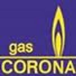 logo gas corona