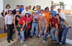 Excursion al canal de Panamá