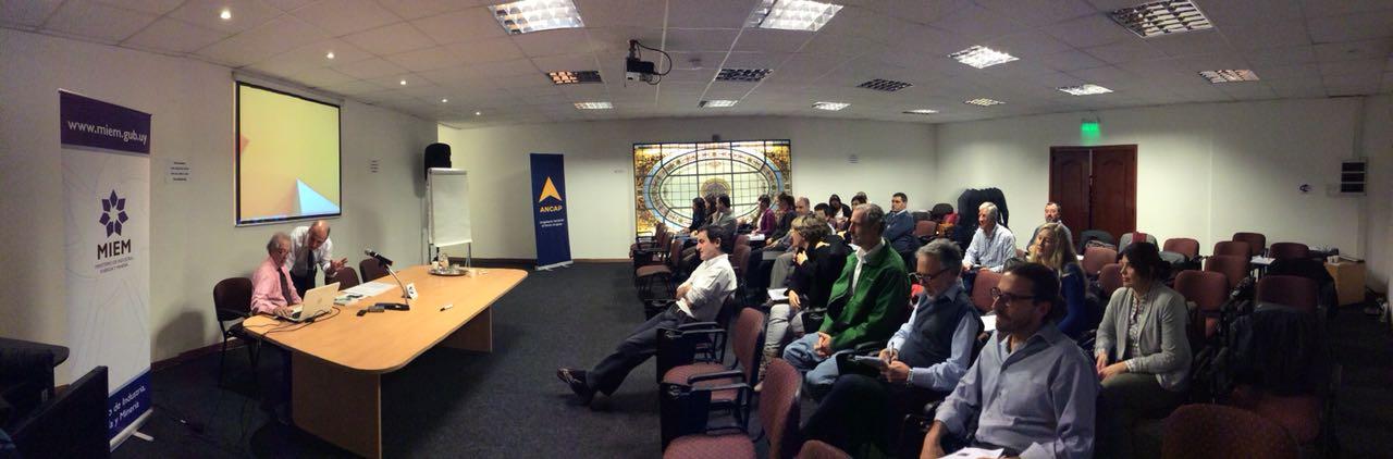 Seminario In-Company en Uruguay