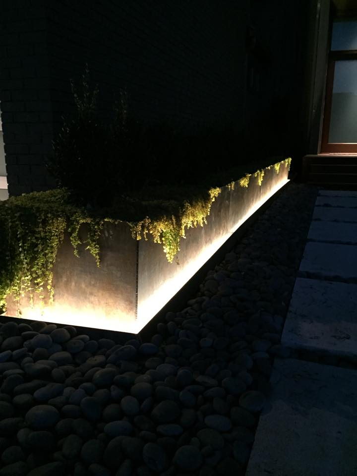 Contemporary Landscape Container