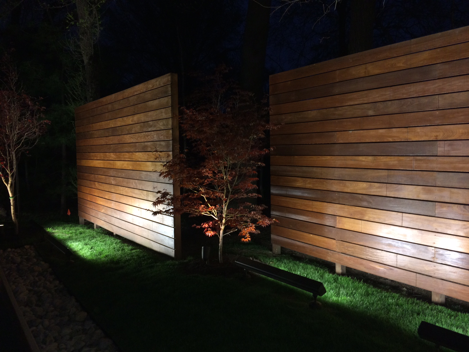 Landscape Lighting Panels