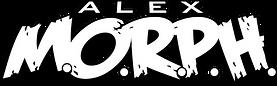 Logo - Alex M.O.R.P.H. (White).png