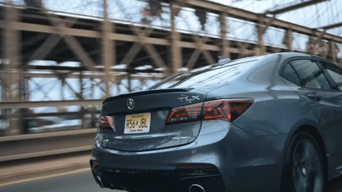 Acura TLX - Featuring Jay Williams