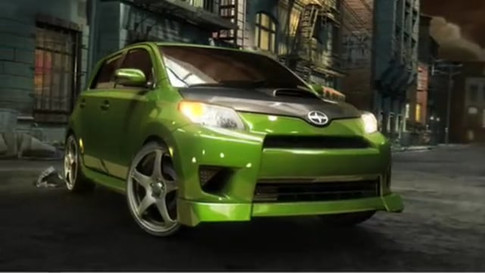 Scion xD Demons