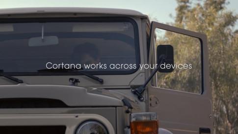 Cortana - Cross Device