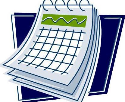 Les dates retenir - Troisième période