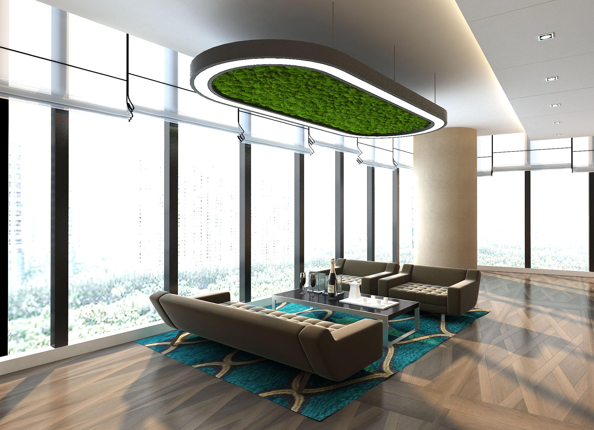 Moss Acoustics Light