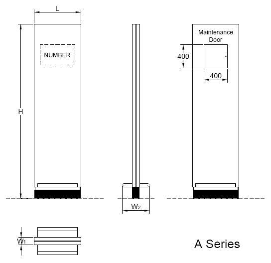 Size SID F3080 I1-A