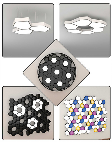 IRREGULAR HEXAGON SERIES