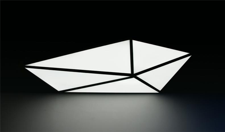 luminous stretch film light