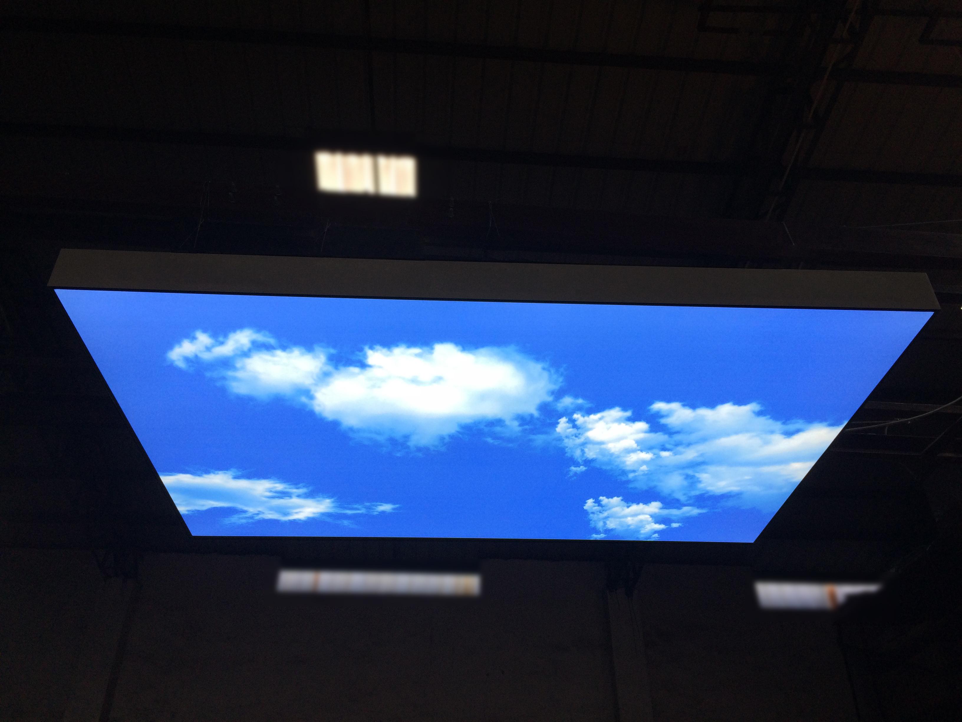 Static Sky light_neonny_stretch film_1.2x1.8m_2