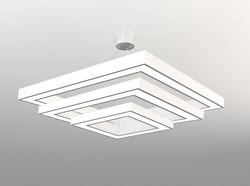 ARCHITECTURAL LIGHT - SQUARE SERIES