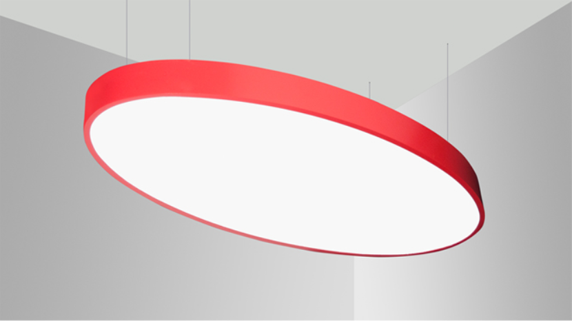 ARCHITECTURAL LIGHT - OVAL SERIES