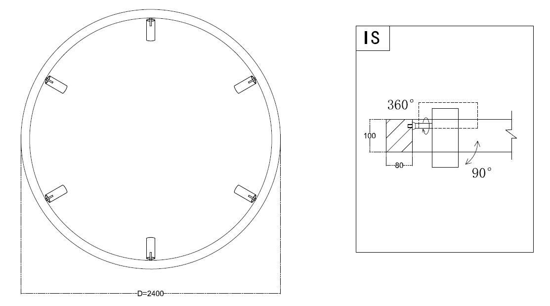 Dimension NAF R2400+IS6