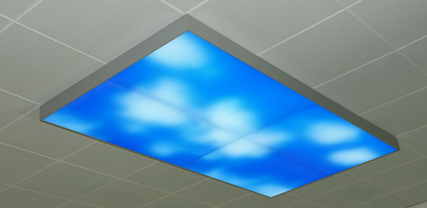 MOVING SKY LED PANEL