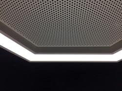 LED LIGHT+Acoustic HEXAGON 1200_bottom_NEONNY