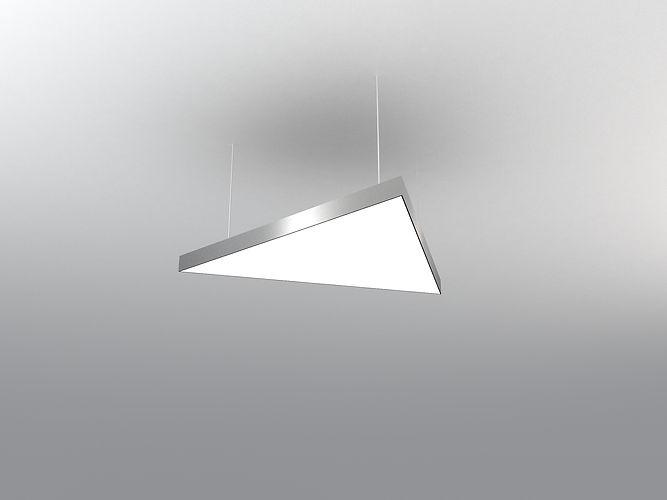 luminous stretch film panel light