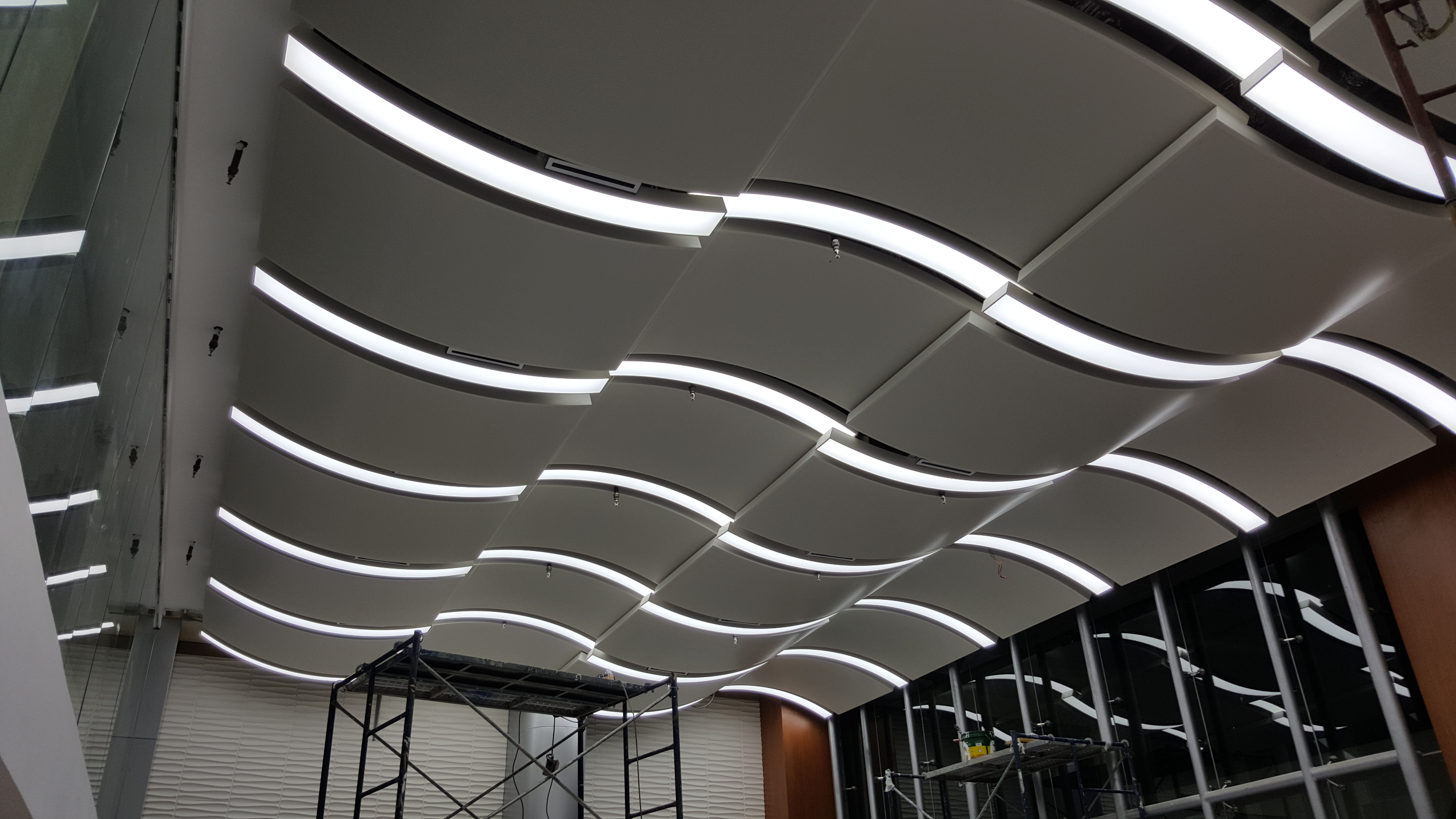 Curve LED+Acoustic Ceiling_NEONNY_1
