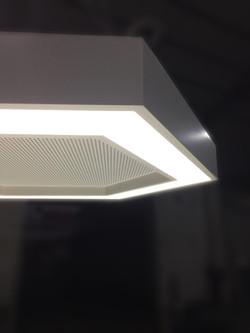 LED LIGHT+Acoustic HEXAGON 1200_side_NEONNY