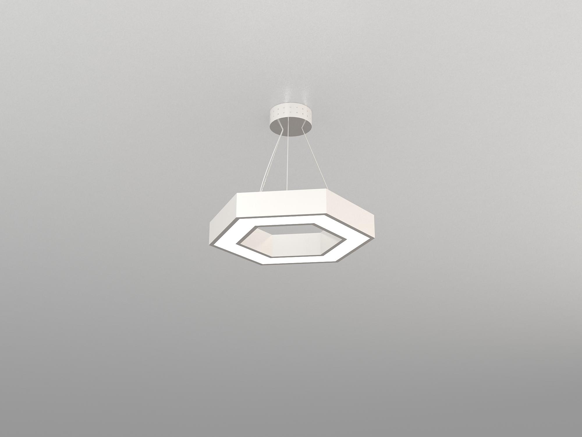 ARCHITECTURAL LIGHT - HEXAGON SERIES