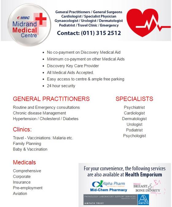 Midrand Medical Centre