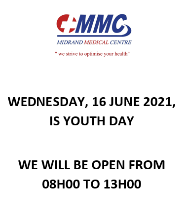 Youth Day - 16 June 2021