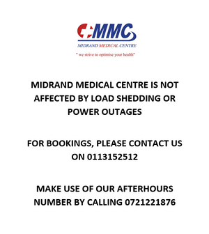 MMC is not affect by Load Shedding
