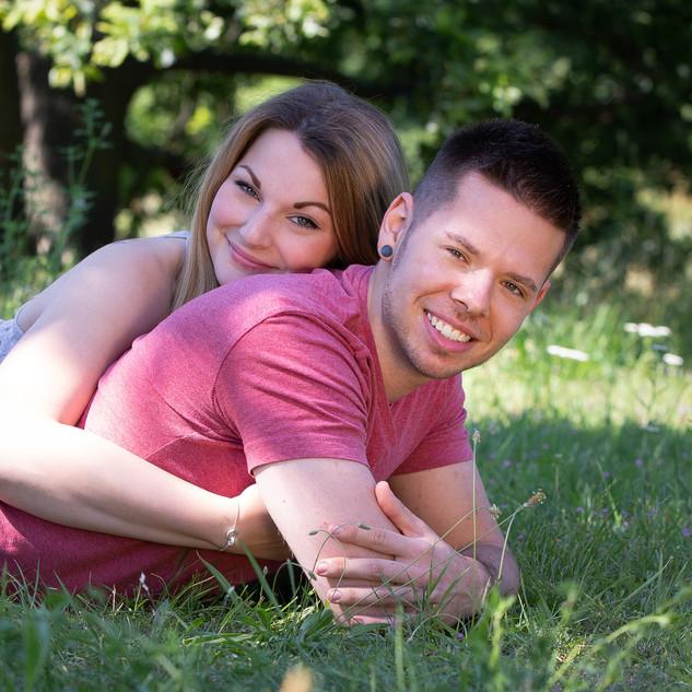 Tamina und Mick