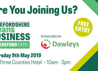 Why Exhibit and Attend the Herefordshire Means Business Expo?