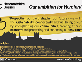 Herefordshire Council Budget setting consultation 2021/22 - Interactive Business Discussion
