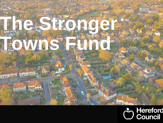 Hereford Stronger Towns Programme