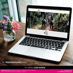 Nova web Can Costa