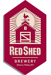Red Shed Brewery logo
