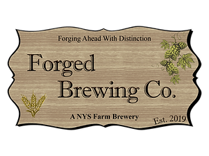 Forged Brewing logo