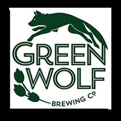 Green Wolf Brewing Co logo