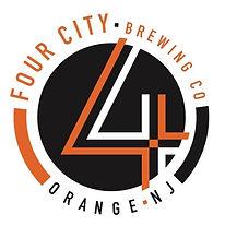 Four City Brewing logo 4City
