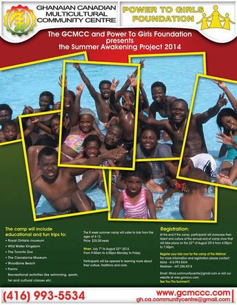 2014 Summer Camp