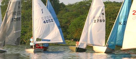 Twickenham Yacht Club Regatta                  A Success!