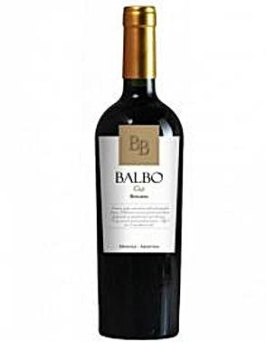 Balbo estate Bonarda
