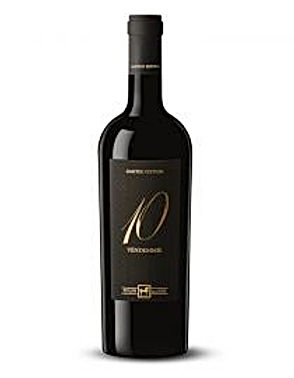 Tenuta Ulisse 10 Vendemmie Limited Edition rosso