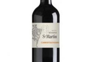 Saint Martin cabernet Sauvignon