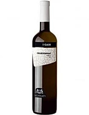 Bennati I Gadi Chardonnay