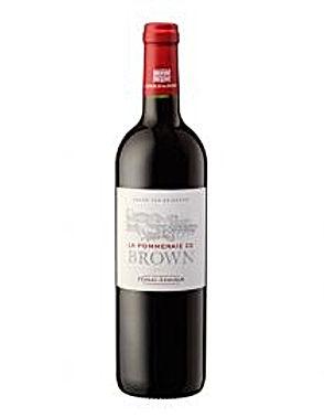 La Pommeraie De Brown rood