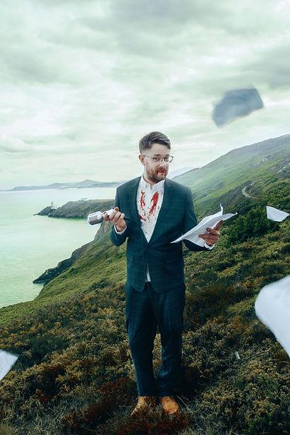FANGS podcast Liam Geraghty Bram Stoker Festival