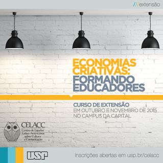 Economias Criativas | formando educadores