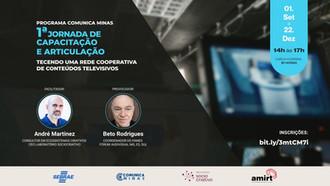Rede Cooperativa de Conteúdos Televisivos   Jornadas Comunica Minas