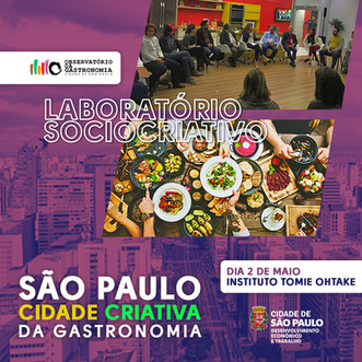 Gastronomia sociocriativa