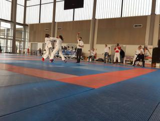 Jujitsu news du 11 et 12 Janvier 2020 : 1/2 finale jujitsu à Orléans